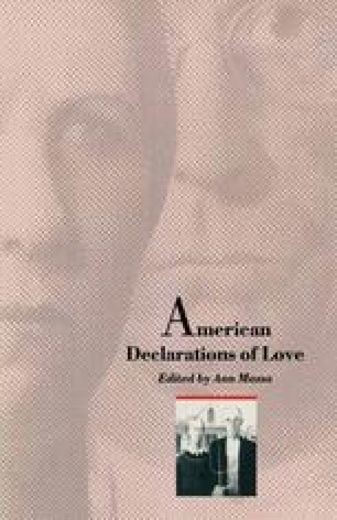 American Declarations of Love