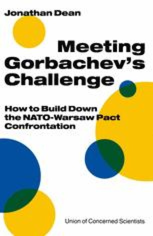 Meeting Gorbachev's Challenge