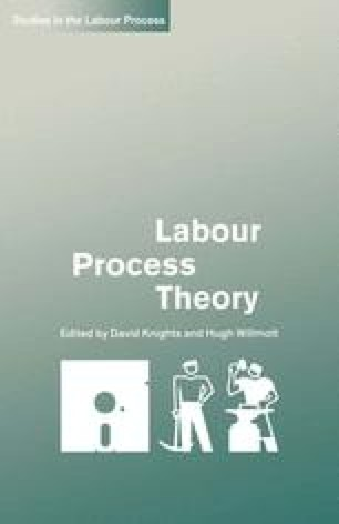 Labour Process Theory