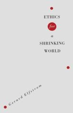 Ethics for a Shrinking World