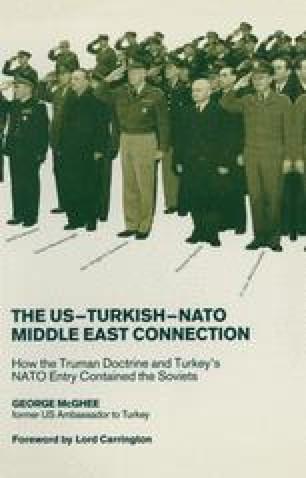 The Beginnings of Greek-Turkish Aid, 1947–51 | SpringerLink