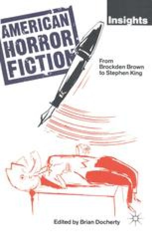 American Horror Fiction