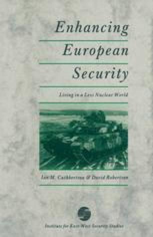 Enhancing European Security