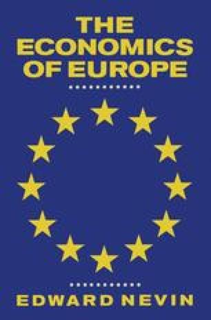 The Economics of Europe