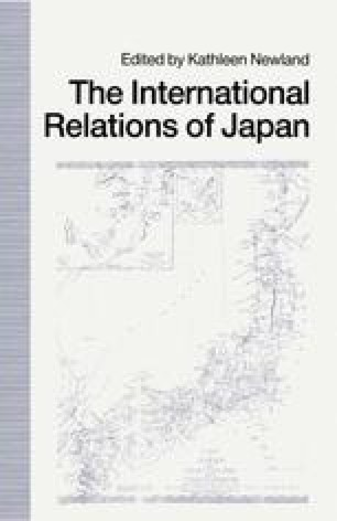 The International Relations of Japan