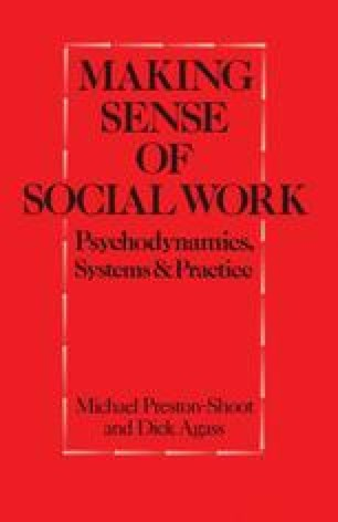 Making Sense of Social Work