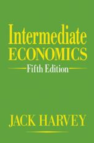 Intermediate Economics