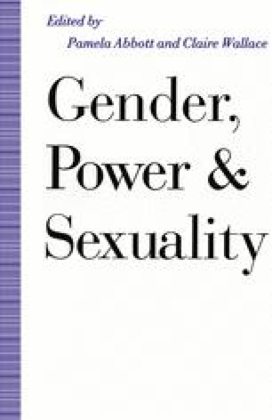 Gender, Power and Sexuality