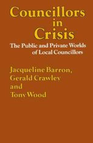 Councillors in Crisis