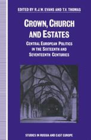 Crown, Church and Estates
