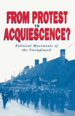From Protest to Acquiescence?