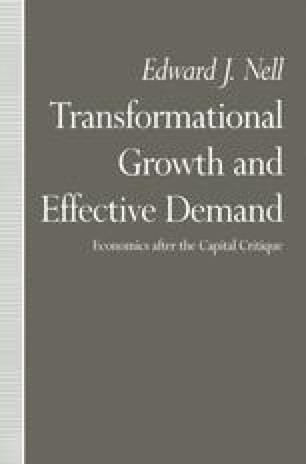 Transformational Growth and Effective Demand