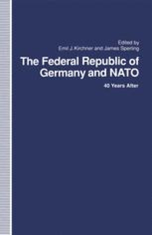 The Federal Republic of Germany and NATO
