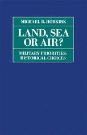 Land, Sea or Air?