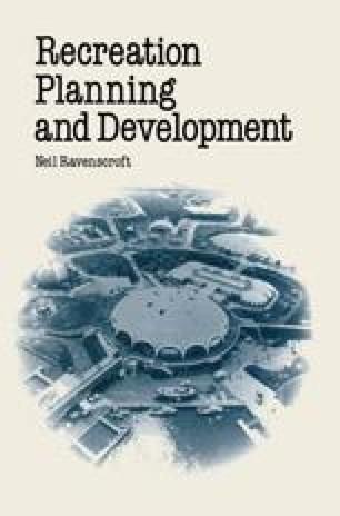 Recreation Planning and Development