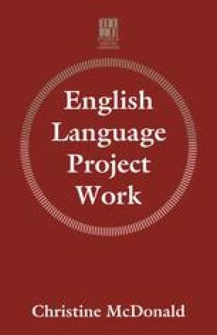 English Language Project Work