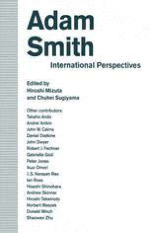 Adam Smith: International Perspectives