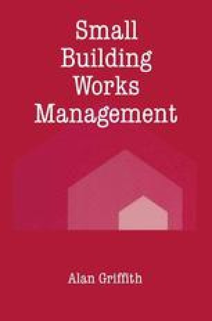 Small Building Works Management