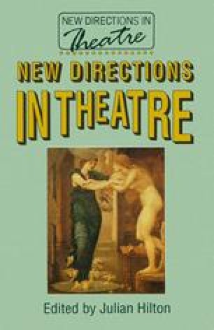 New Directions in Theatre