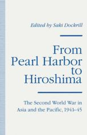 From Pearl Harbor to Hiroshima