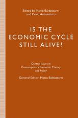 Is the Economic Cycle Still Alive?
