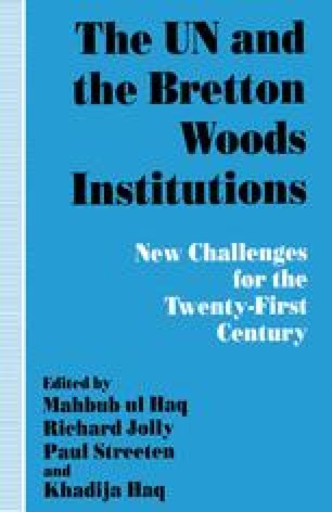 The UN and the Bretton Woods Institutions