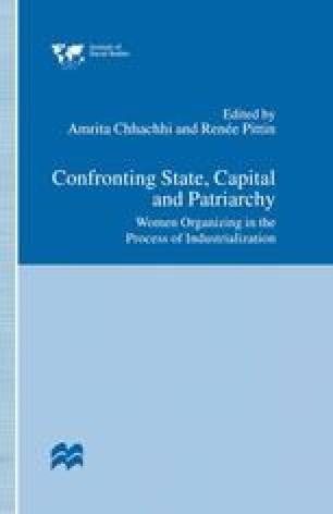 Confronting State, Capital and Patriarchy