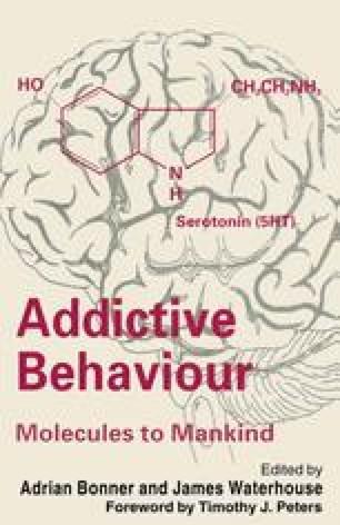Addictive Behaviour: Molecules to Mankind