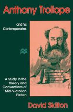 Anthony Trollope and his Contemporaries