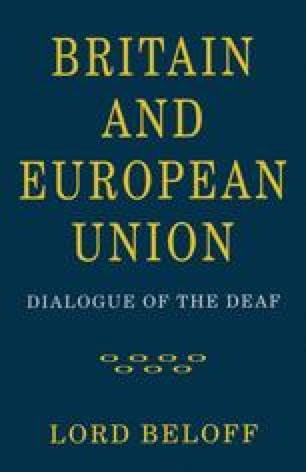 Britain and European Union