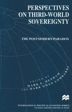 Perspectives on Third-World Sovereignty