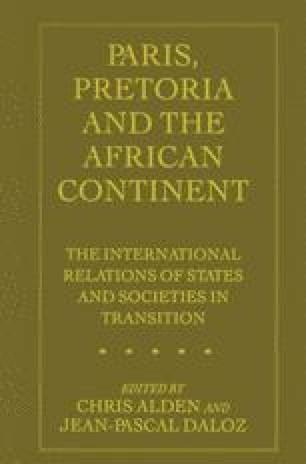 Paris, Pretoria and the African Continent
