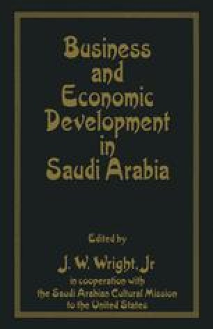 Business and Economic Development in Saudi Arabia
