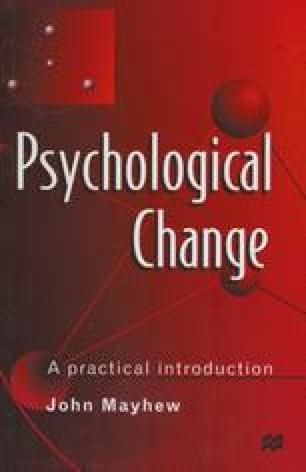 Psychological Change