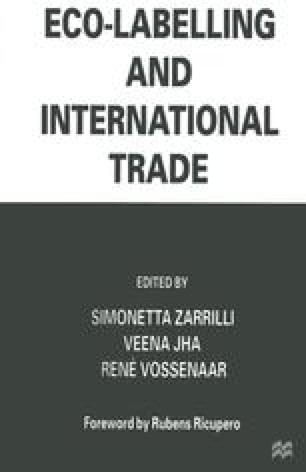 Eco-Labelling and International Trade