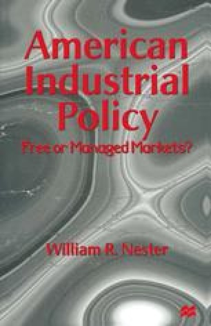 American Industrial Policy
