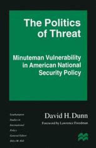 The Politics of Threat