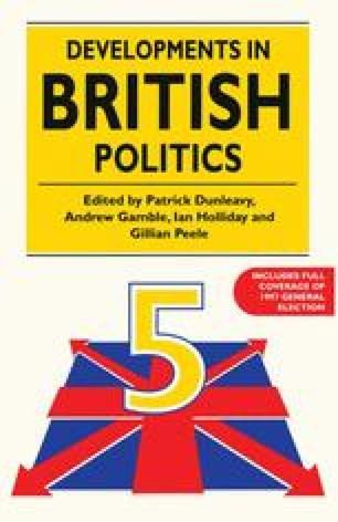 Developments in British Politics 5