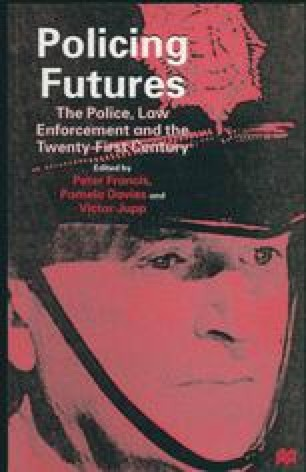 Policing Futures