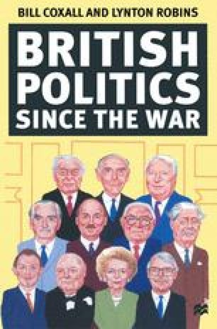 British Politics since the War