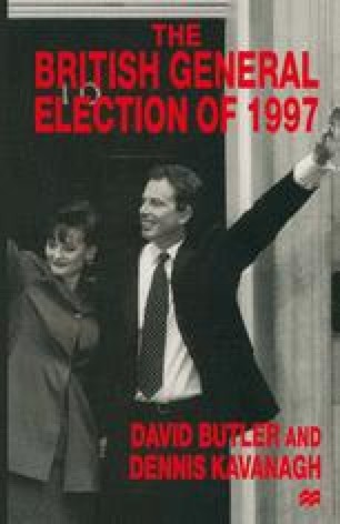 The British General Election of 1997