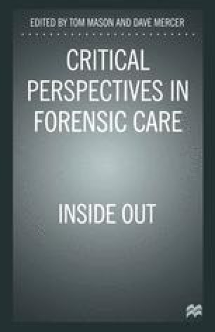 Critical Perspectives in Forensic Care