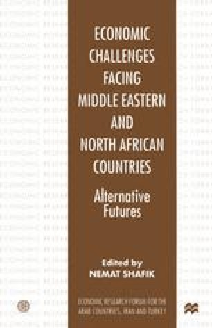 Economic Challenges Facing Middle Eastern and North African Countries