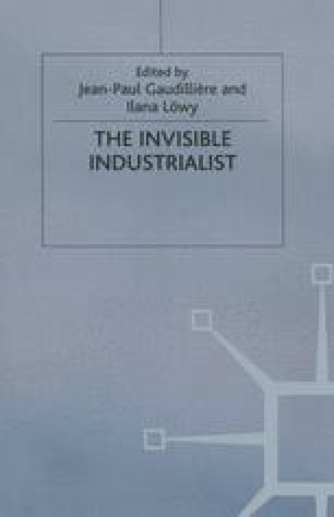 The Invisible Industrialist