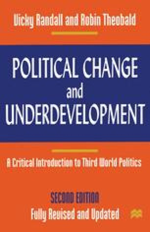 Political Change and Underdevelopment