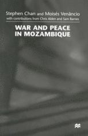 War and Peace in Mozambique