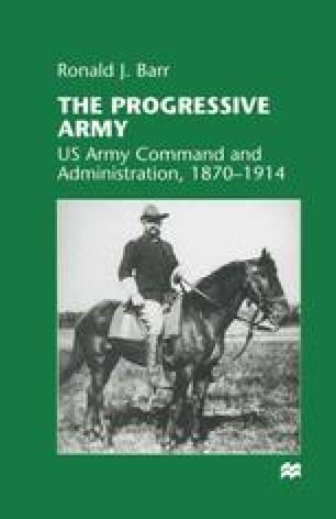 The Progressive Army