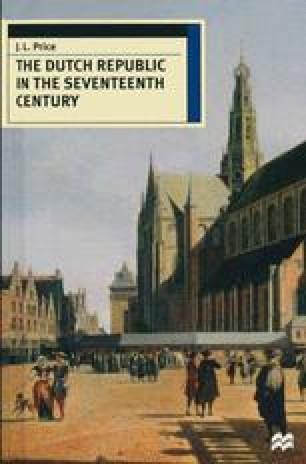 Economic history of the Dutch Republic