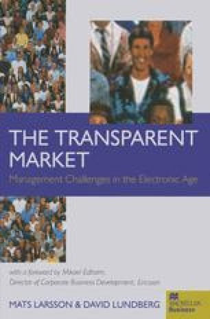 The Transparent Market