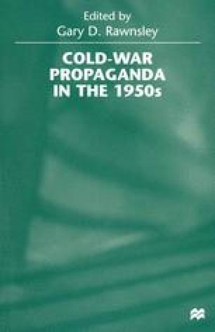 Cold-War Propaganda in the 1950s